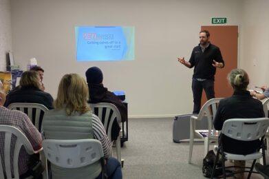 Henry - Calf Rearing Seminar